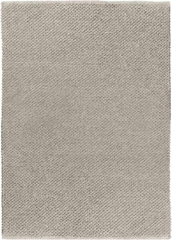Erith Modern Light Gray Area Rug