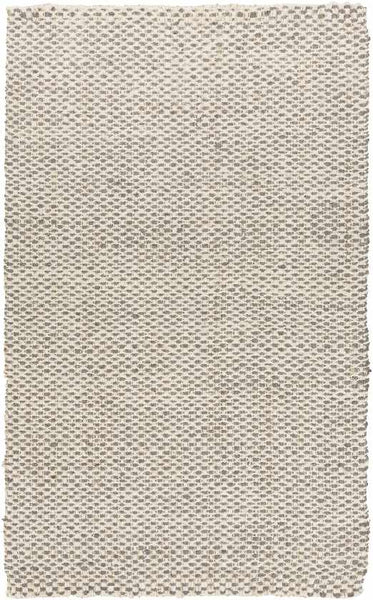 Olympe Natural Fiber Charcoal Area Rug