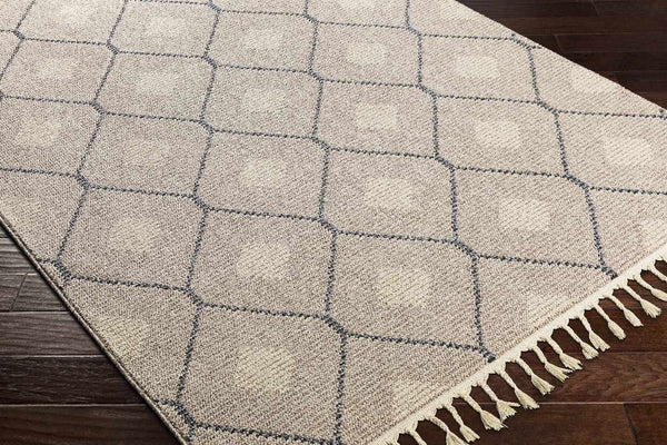 Nord Global Taupe Area Rug