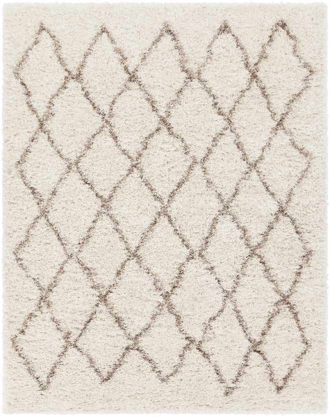 Sundre Bohemian/Global Cream Area Rug