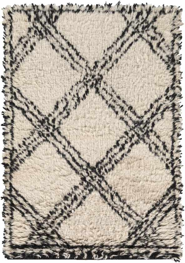 Valeray Global Black Area Rug