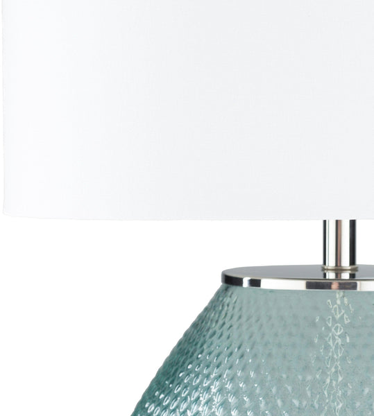 Wiener Modern White Table Lamp