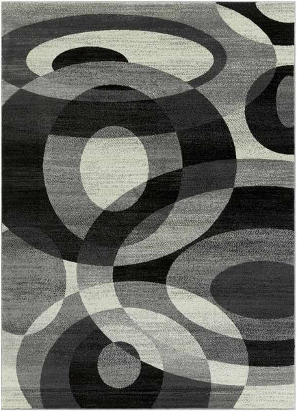 Folsgare Modern Medium Gray Area Rug
