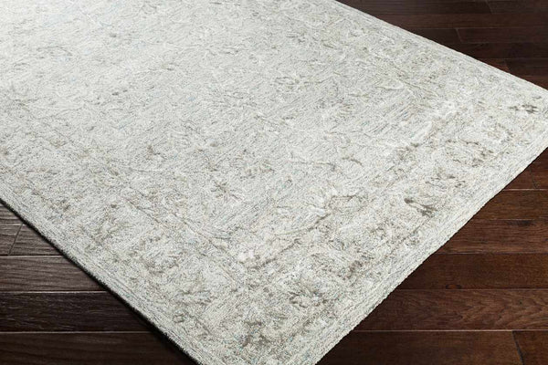 Correze Traditional Emerald Area Rug