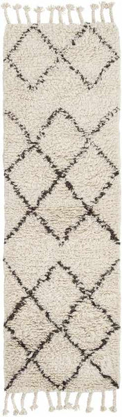 Merla Global Dark Brown Area Rug