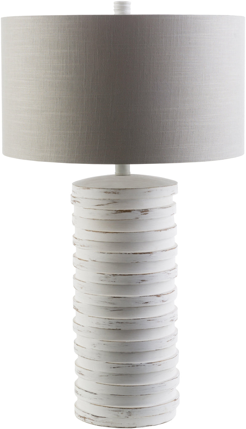 Lac Modern Ivory Table Lamp