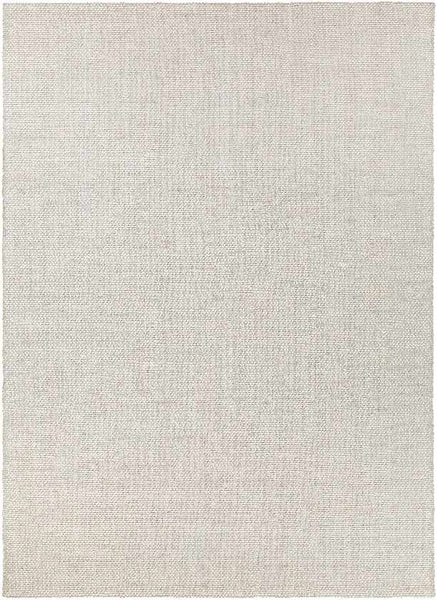 Orville Texture Light Gray Area Rug