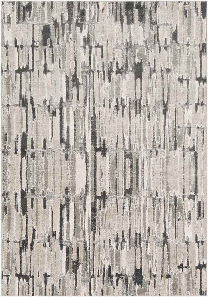 Canaan Modern Medium Gray Area Rug