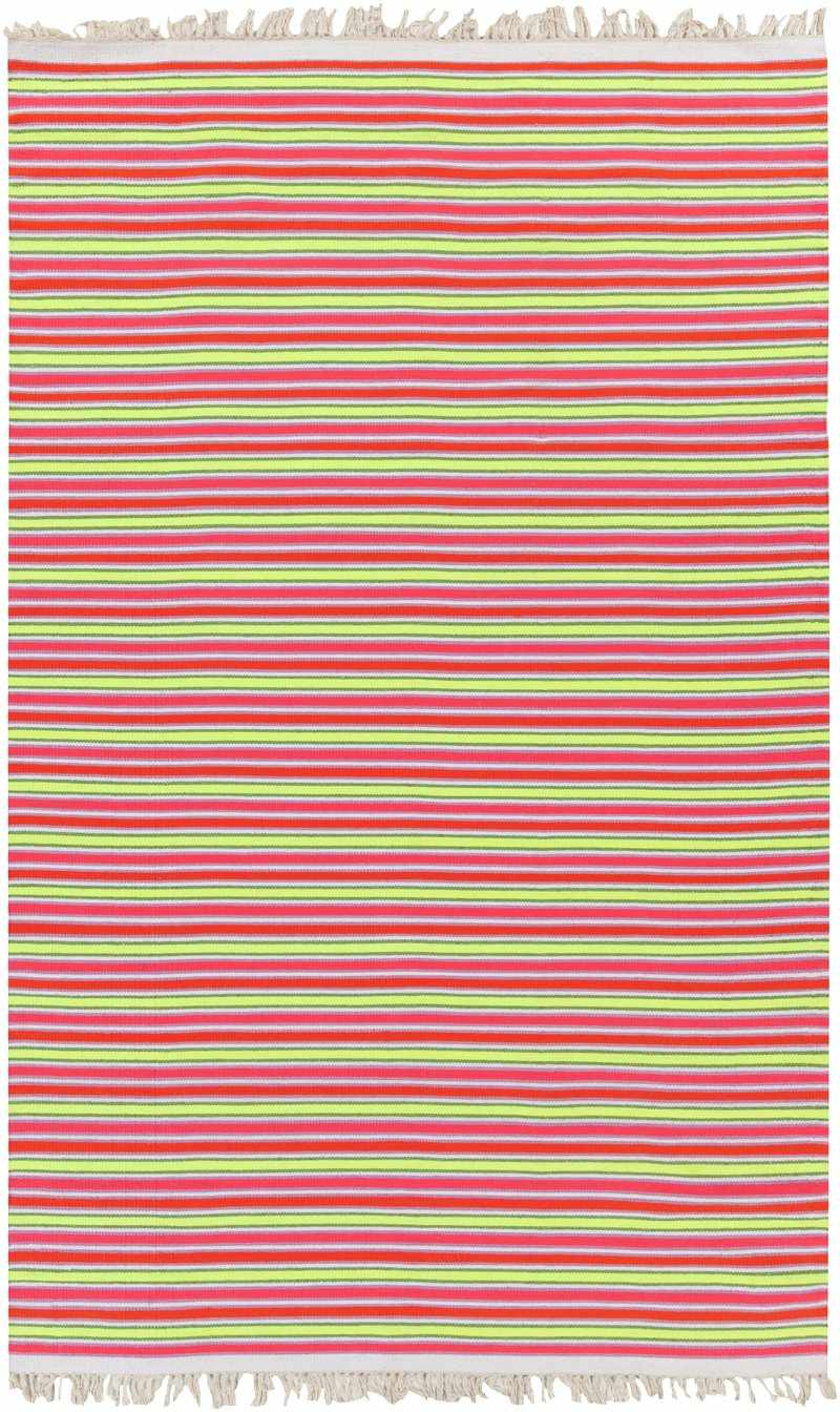 Triana Modern Hot Pink Area Rug