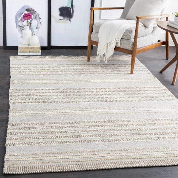 Beccles Cottage Taupe Area Rug