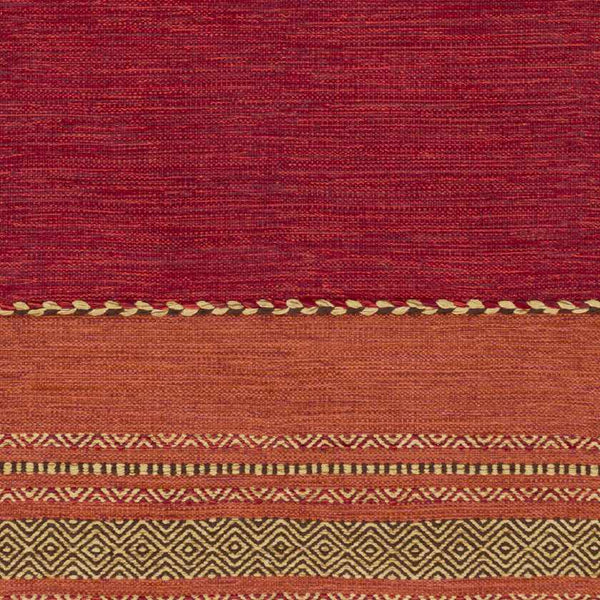 Slough Bohemian/Global Dark Red Area Rug