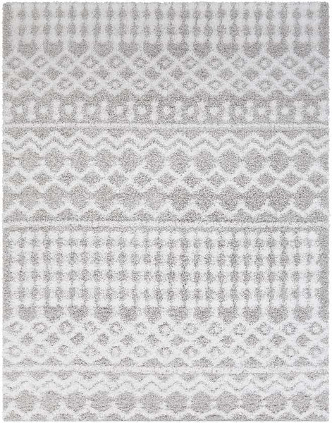 Carter Global Light Gray Area Rug
