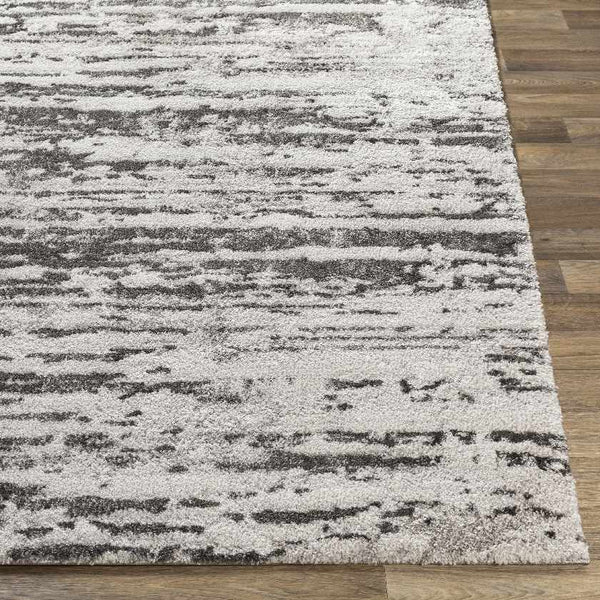 Carvell Modern Medium Gray Area Rug