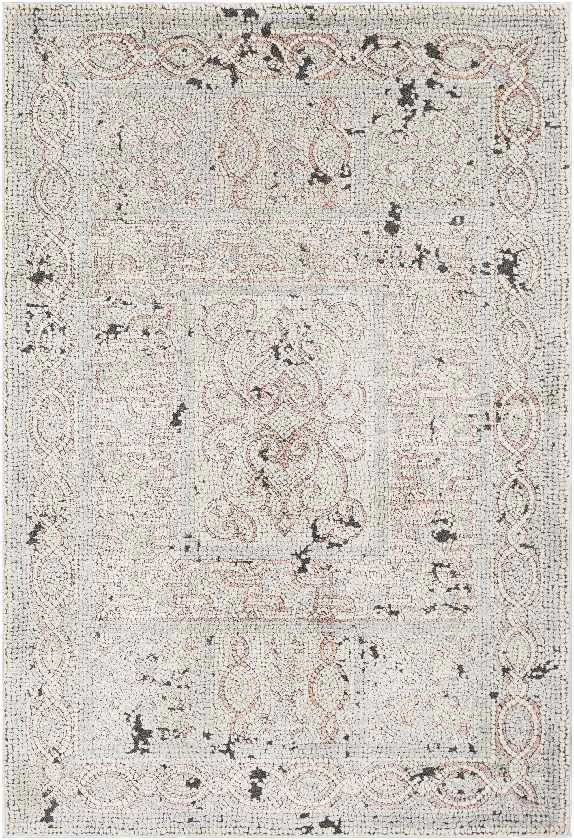 Vierzon Global Rose Area Rug