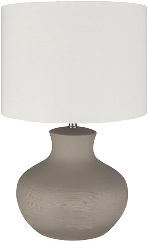 Tatzmannsdorf Traditional Cream Table Lamp