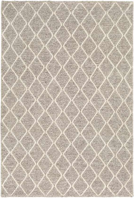 Severin Modern Medium Gray Area Rug