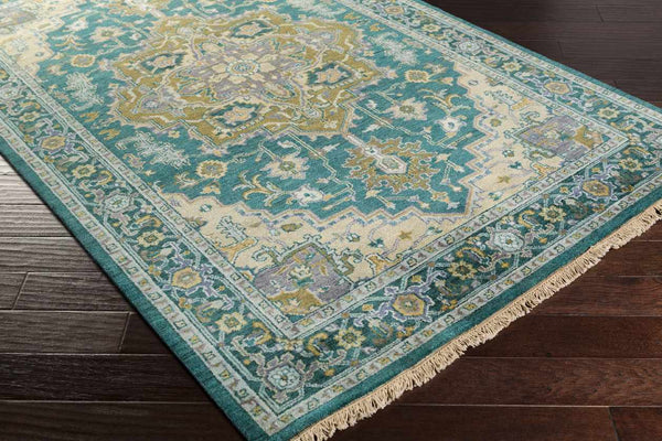 Valence Traditional Emerald Area Rug