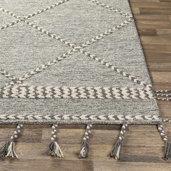 Leyton Global Medium Gray Area Rug