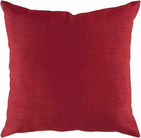 Beets Dark Coral Pillow Cover