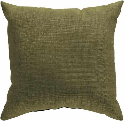 Beets Grass Green Pillow Cover