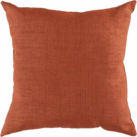 Beets Terracotta Pillow Cover