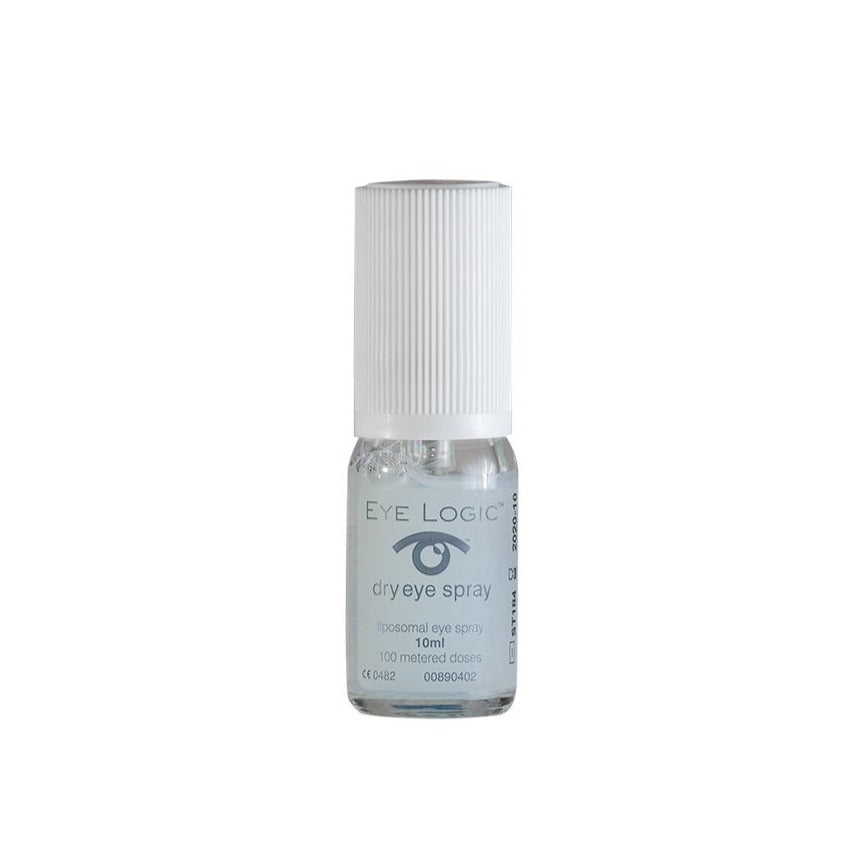 Eye Logic Dry Eye Spray for Dry Eye Syndrome and Rosacea without box