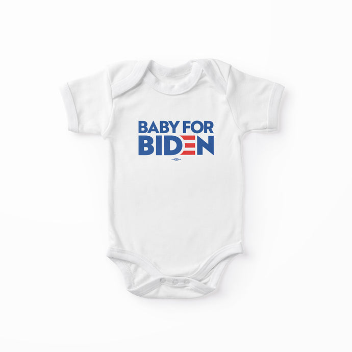 Baby For Biden Baby One Piece