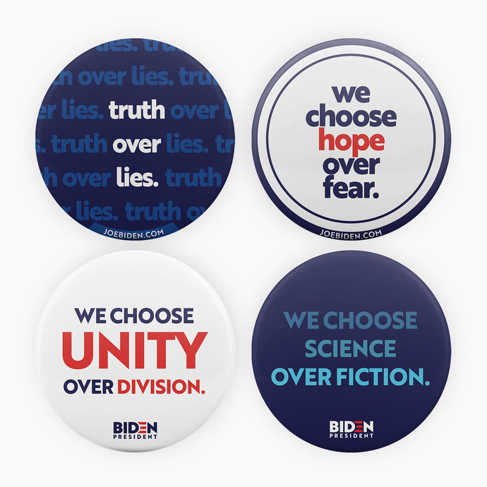 Truth Button Set