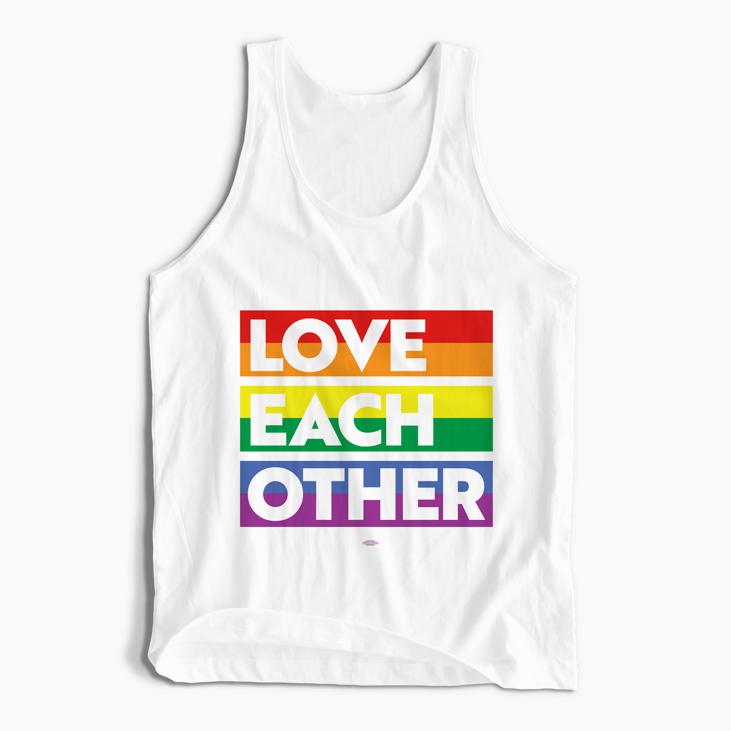 Love Each Other Tank