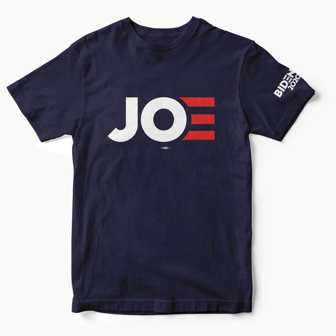 Navy Crewneck T-Shirt