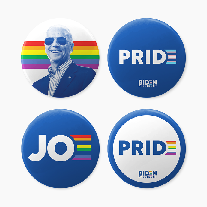 Pride Button Set