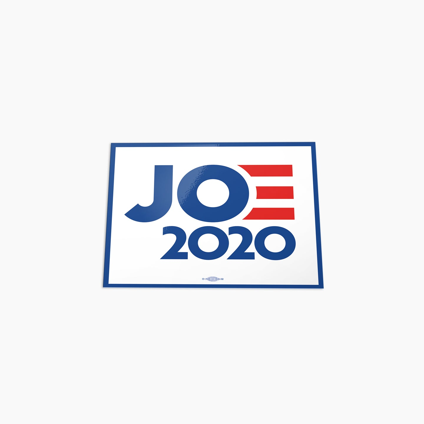 Joe 2020 Bumper Sticker