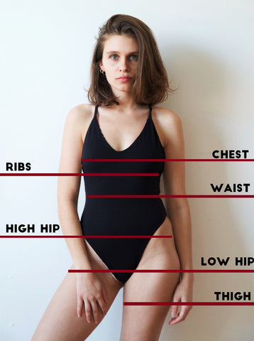 Fit Guide - How to Measure