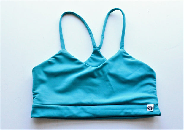 Y-Back Hybrid Sports Bra - Origami Customs