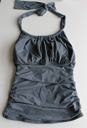 Ruched Tankini Swimsuit Top - Origami Customs