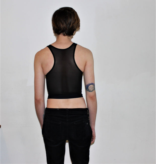 Mid Length Mesh Binder - Origami Customs