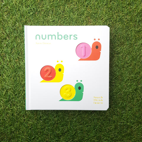 THINK TOUCH LEARN: NUMBERS