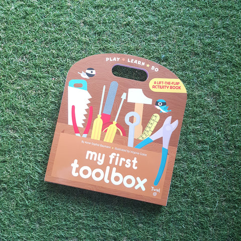 PLAY*LEARN*DO MY FIRST TOOLBOX