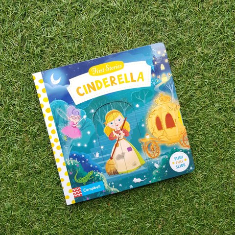 FIRST STORIES : CINDERELLA