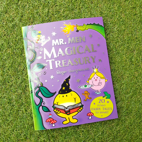 MR. MEN MAGICAL TREASURY