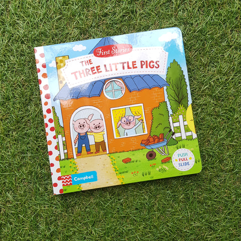 FIRST STORIES: THREE LITTLE PIGS