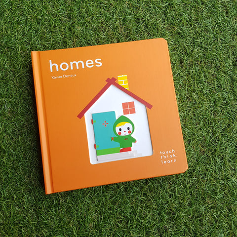 TOUCH THINK LEARN: HOMES