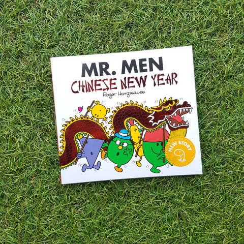 MR. MEN: CHINESE NEW YEAR