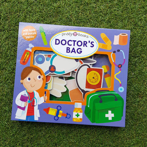 LET'S PRETEND: DOCTOR'S BAG