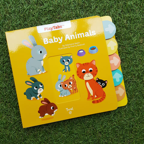 PLAYTABS: BABY ANIMALS