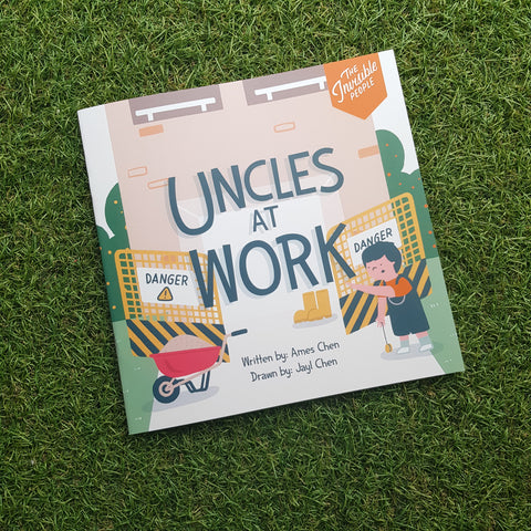THE INVISIBLE PEOPLE: UNCLES AT WORK