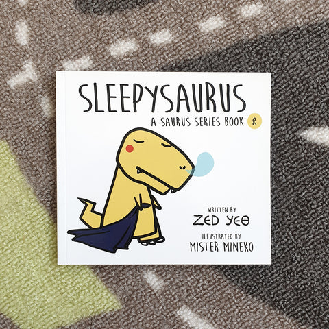SLEEPYSAURUS (BOOK 8)