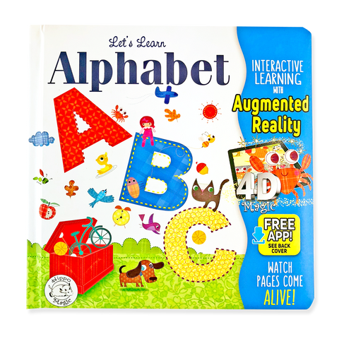 Come-to-Life™ Books: LET'S LEARN-ALPHABET ABCs