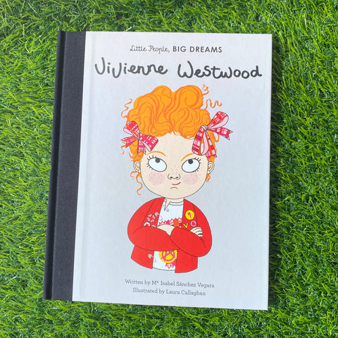 LITTLE PEOPLE, BIG DREAM: VIVIENNE WESTWOOD