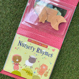 LET'S READ, PLAY AND LEARN: NURSERY RHYMES